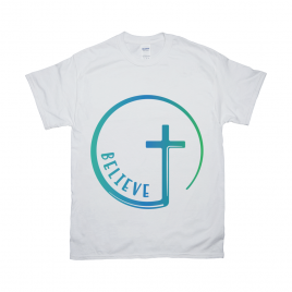 Believe Cross Unisex T-Shirt
